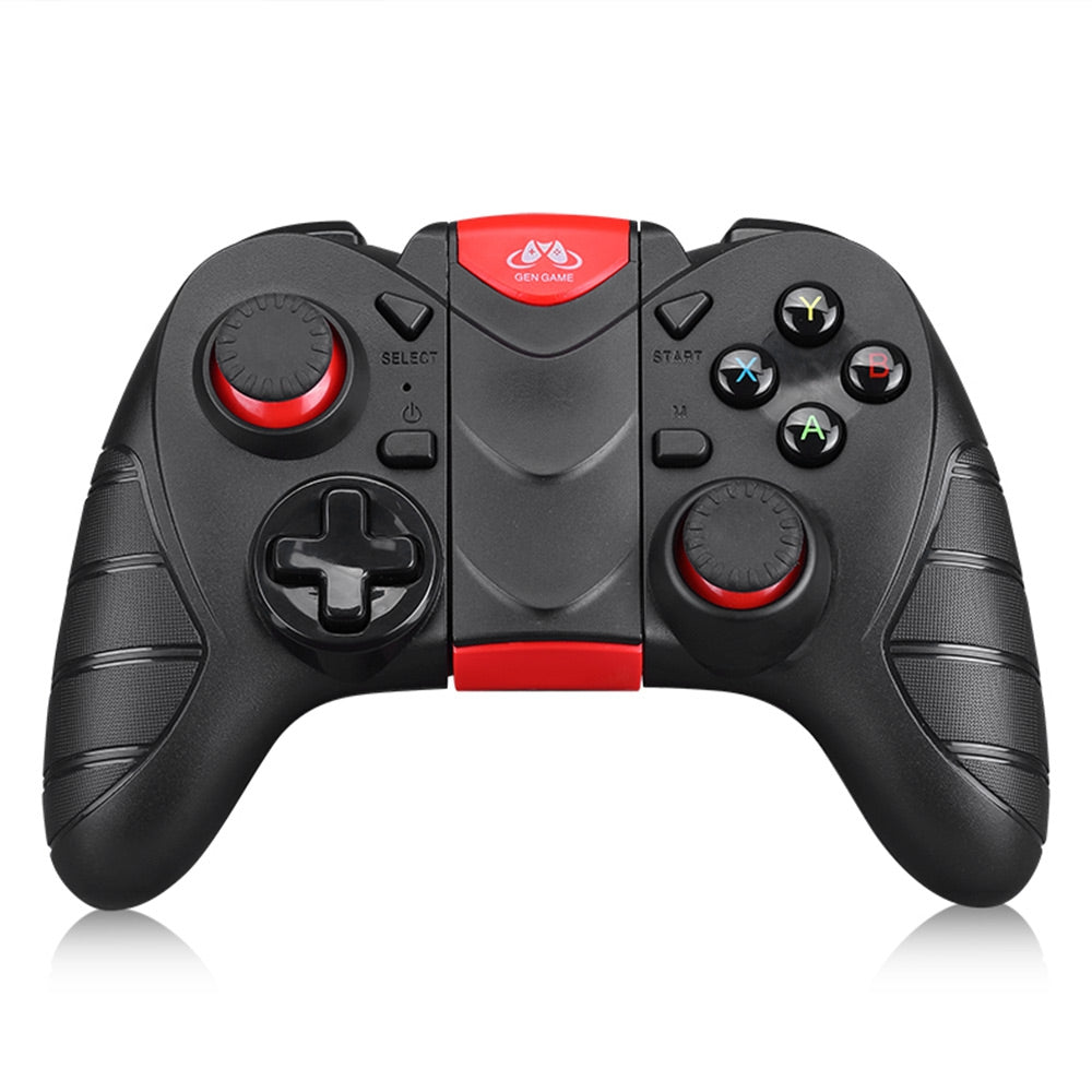GEN GAME S7 Standard Edition Wireless Game Controller with Phone Holder