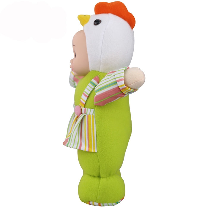 Interactive Sleep Appease Plush Baby Doll Toy Birthday Christmas Gift