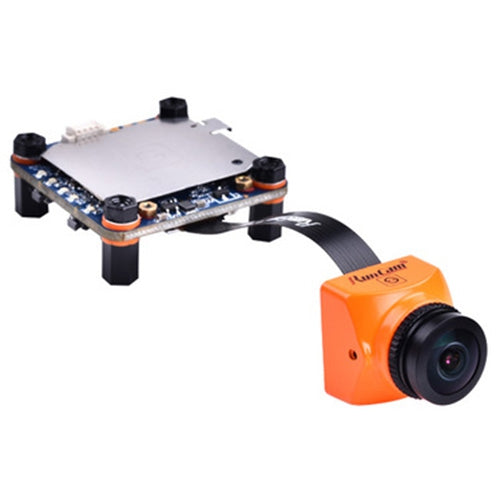 RunCam Split 2S FOV 170-degree Super WDR Mini FPV Camera 1080P 60fps DVR HD Recording OSD for RC Drone WITHOUT WIFI MODULE DARK ORANGE FPV Systems