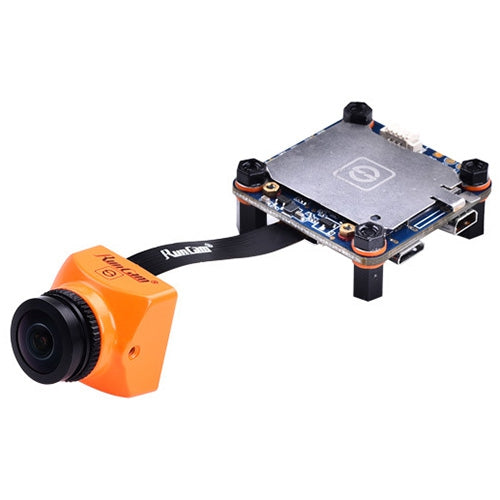 RunCam Split 2S FOV 170-degree Super WDR Mini FPV Camera 1080P 60fps DVR HD Recording OSD for RC Drone