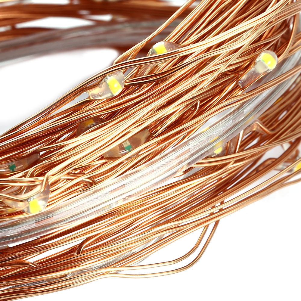 Utorch USB String Light 10m 100-LED Copper Wire for Interior Decoration