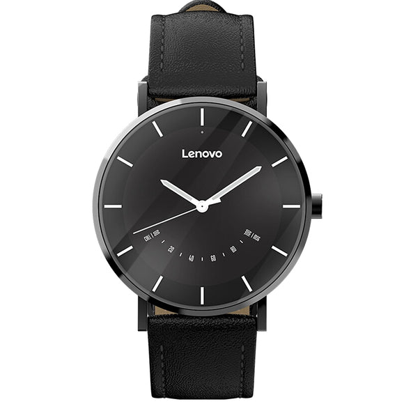 Lenovo Watch S Smartwatch Business Leisure 5ATM Waterproof Quartz Watch