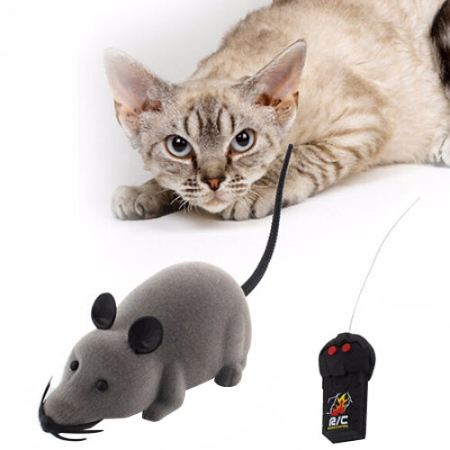 Creative Two-way Remote Mouse Toy GRAY Other RC Toys