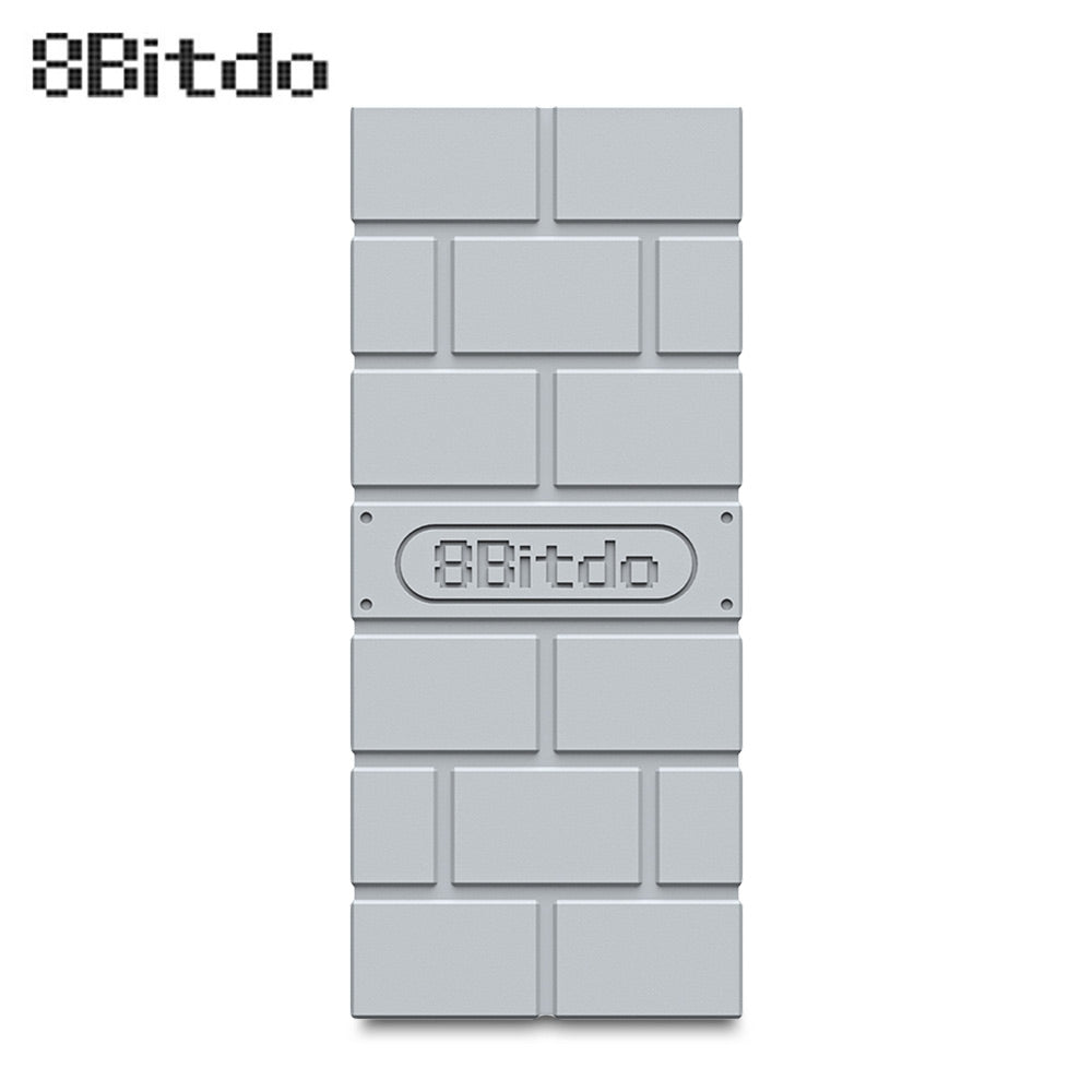 8Bitdo USB Wireless Adapter for PS1 Classic Edition GRAY Other Video Game Accessories