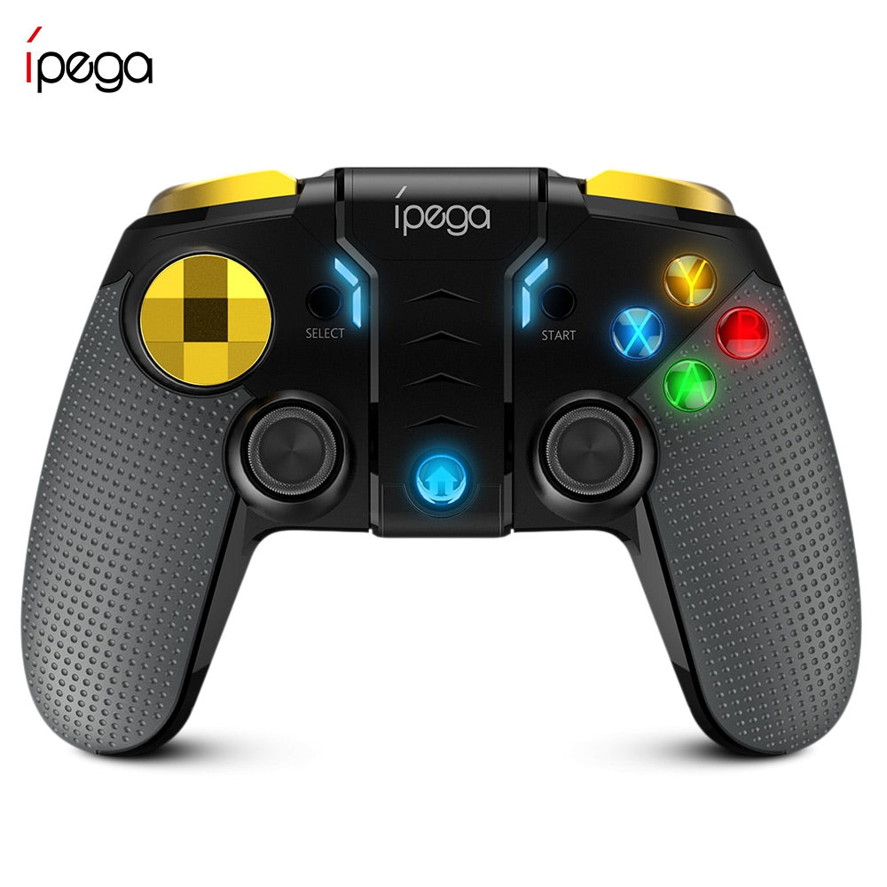 iPEGA PG - 9118 Wireless Bluetooth Mobile Game Controller for iOS Android BLACK Game Controllers
