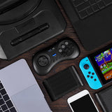 8Bitdo M30 Bluetooth Controller for Switch PC MAC Steam
