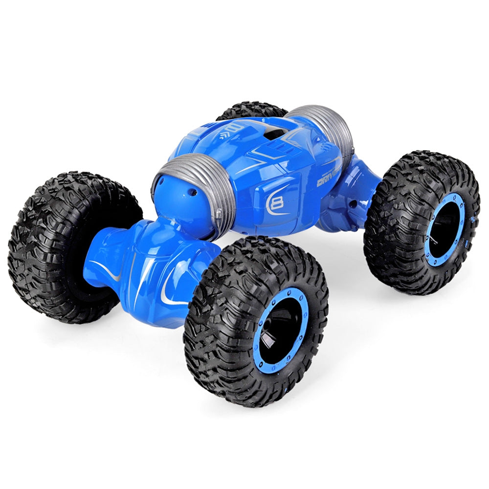 JJRC Q70 Twister Double-sided Flip Deformation Climbing RC Car - RTR ONE BATTERY BLUE RC Cars