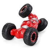 JJRC Q70 Twister Double-sided Flip Deformation Climbing RC Car - RTR ONE BATTERY RED RC Cars