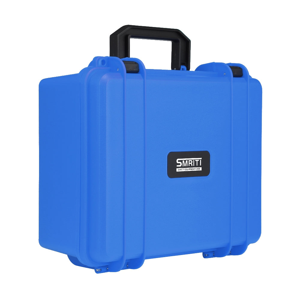 S - 2620 Plastic Thickened Portable Hardware Carrying Case BLUE Hand Tools