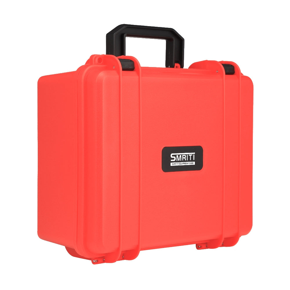 S - 2620 Plastic Thickened Portable Hardware Carrying Case RED Hand Tools