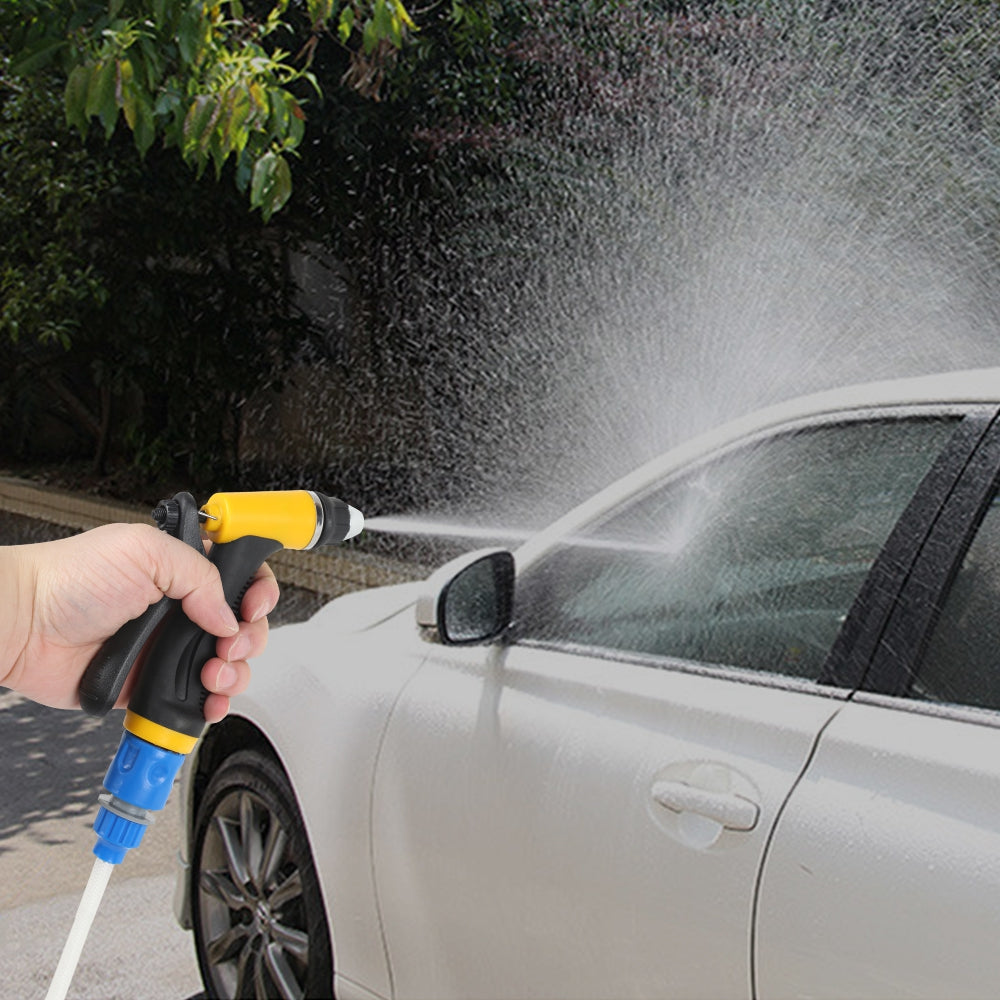 12V Car Washer Gun Pump High Pressure Cleaner Washing Machine Hand Electric Cleaning Wash Device