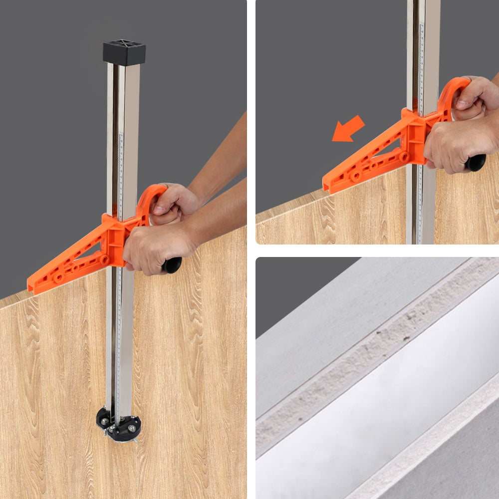 Hand Push Plasterboard Cutting Tool