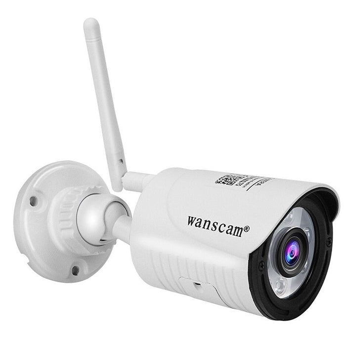 WANSCAM K22 Wireless WiFi / Motion Detection Alarm / Waterproof IP66 / Triple Digital Zoom / HD Infrared Night Vision Network Surveillance Camera