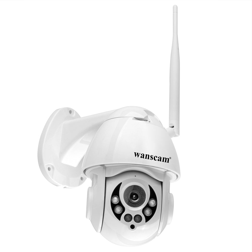 Wanscam K38D 4x Zoom 1080P Infrared Night Vision 15 Meters Outdoor Waterproof 2.5 Inch Network Camera