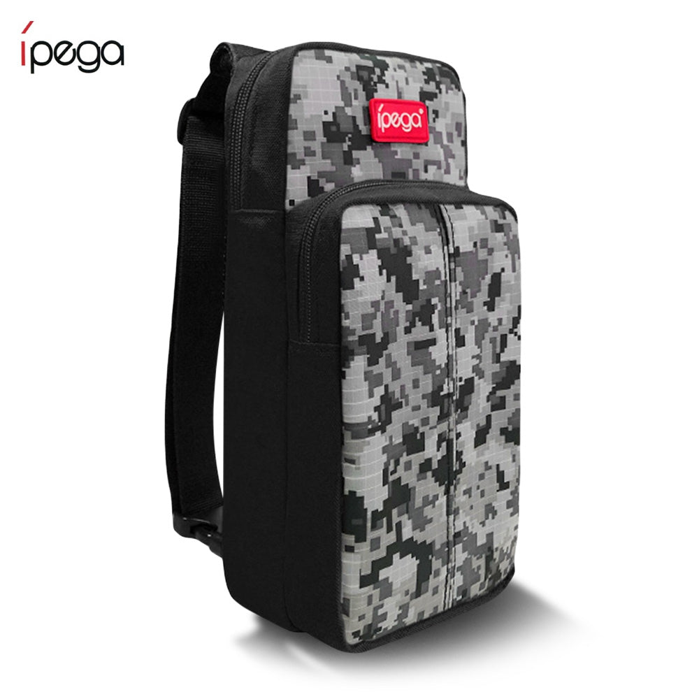 iPEGA PG - SL011B Jungle Warrior Crossbody Bag for Switch Lite BLACK Other Video Game Accessories