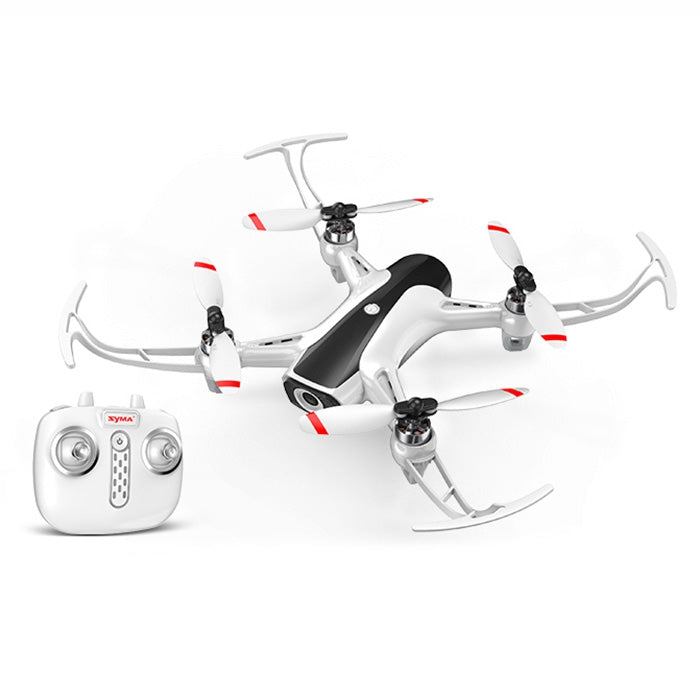 SYMA W1 PRO HD Dual Camera Brushless Aerial Drone Aircraft WHITE RC Airplanes