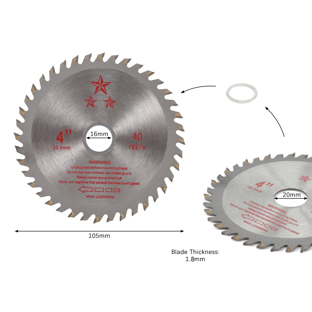13pcs Conversion Tools Grinding Discs Sanding Polishing Cutting Wheels for Angle Grinder