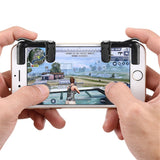 Phone Gamepad Trigger Fire Button Aim Key Joystick Smartphone Gaming L1R1 Shooter Controller