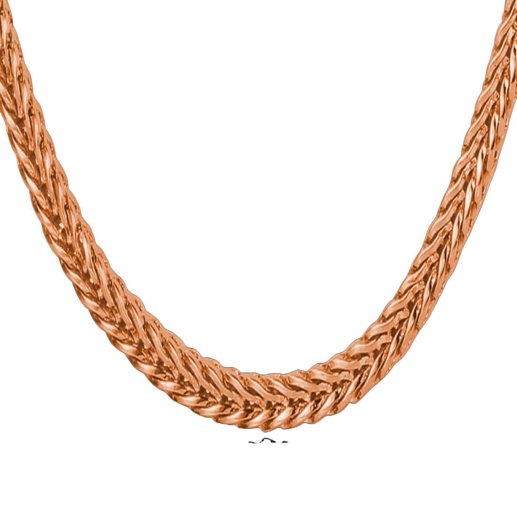 Men Gold Chain Jewelry Gift Stainless Steel Necklace Keel Link