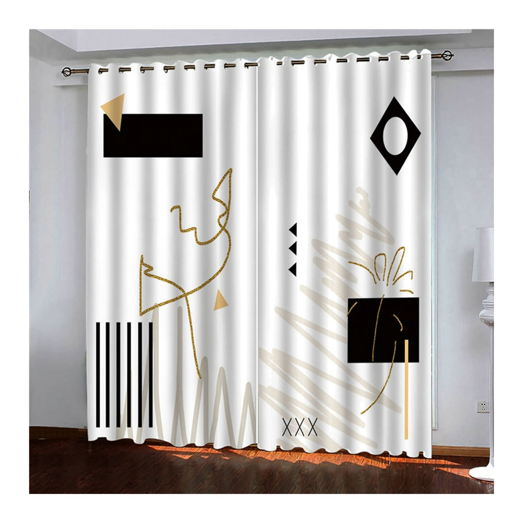 Blackout Curtains For Bedroom Polyester