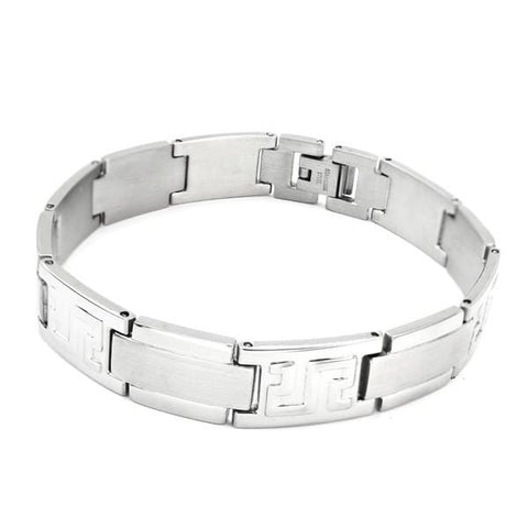 Men's Stainless Steel 316 Link Bracelet  567-ssb00243: