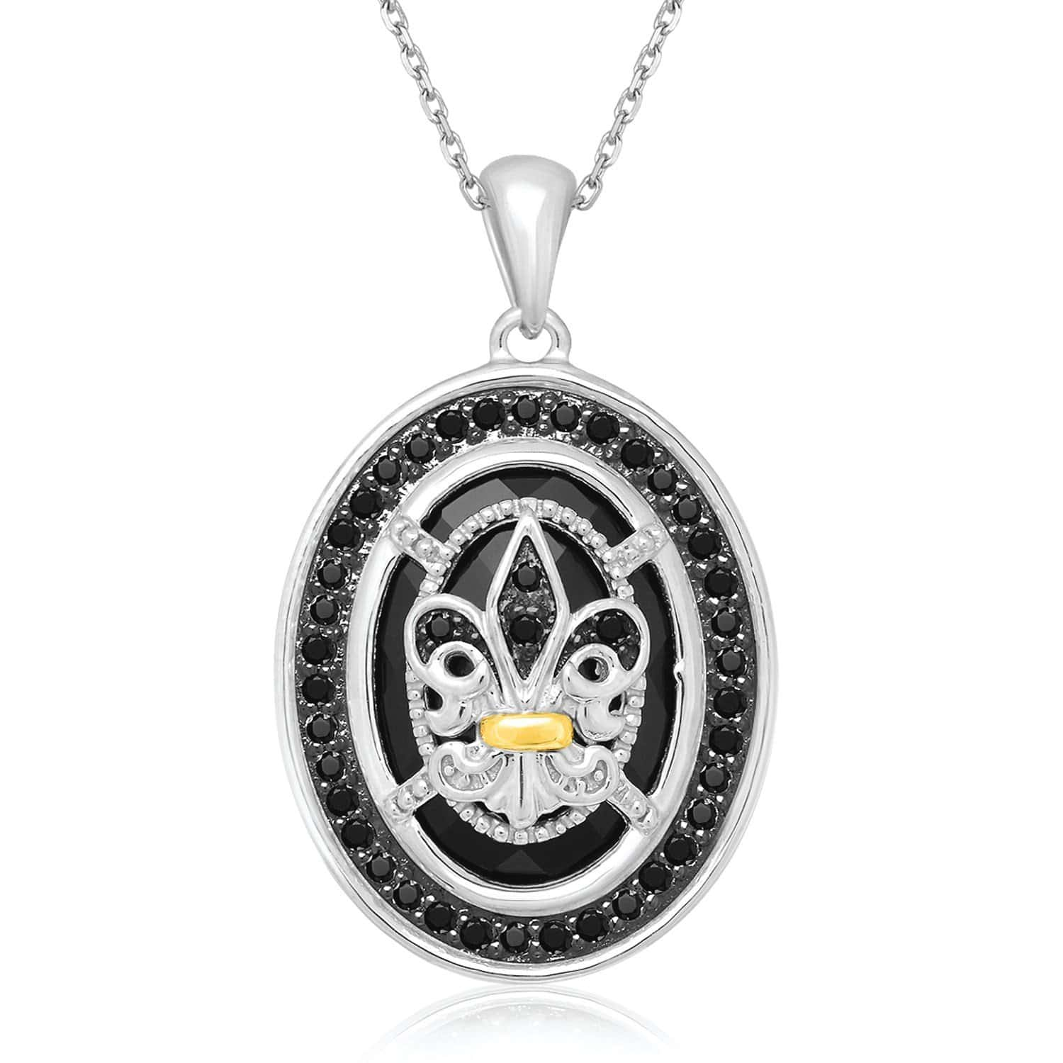 Anadx collection women jewelry fine pendants aloadofball Images