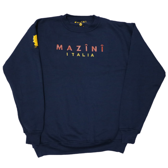 M A Z I N I - Nurster Crew Neck Sweater
