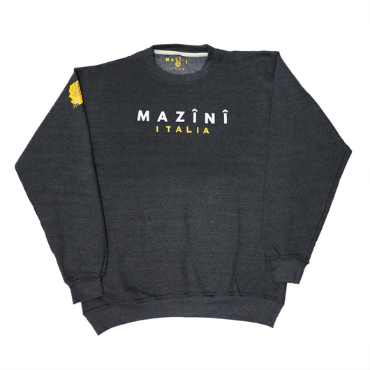 M A Z I N I - Charzo Crew Neck Sweater