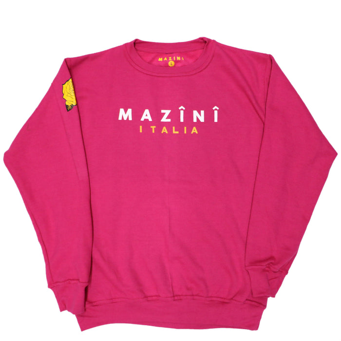 M A Z I N I - Purvo Crew Neck Sweater