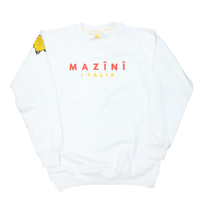 M A Z I N I - Wazel Crew Neck Sweater