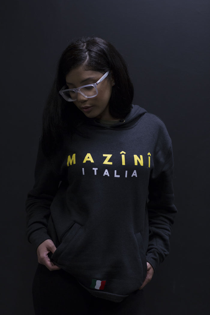 M Â Z Î N Î - Brystal Female Lost Collection Hoodie