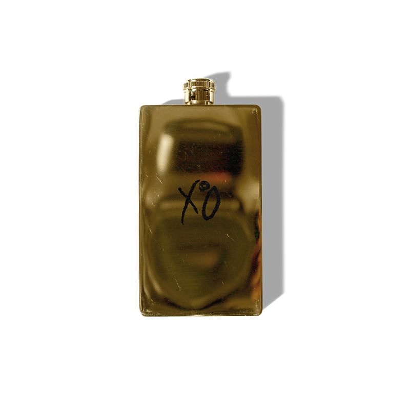 AFTER HOURS GOLD FLASK