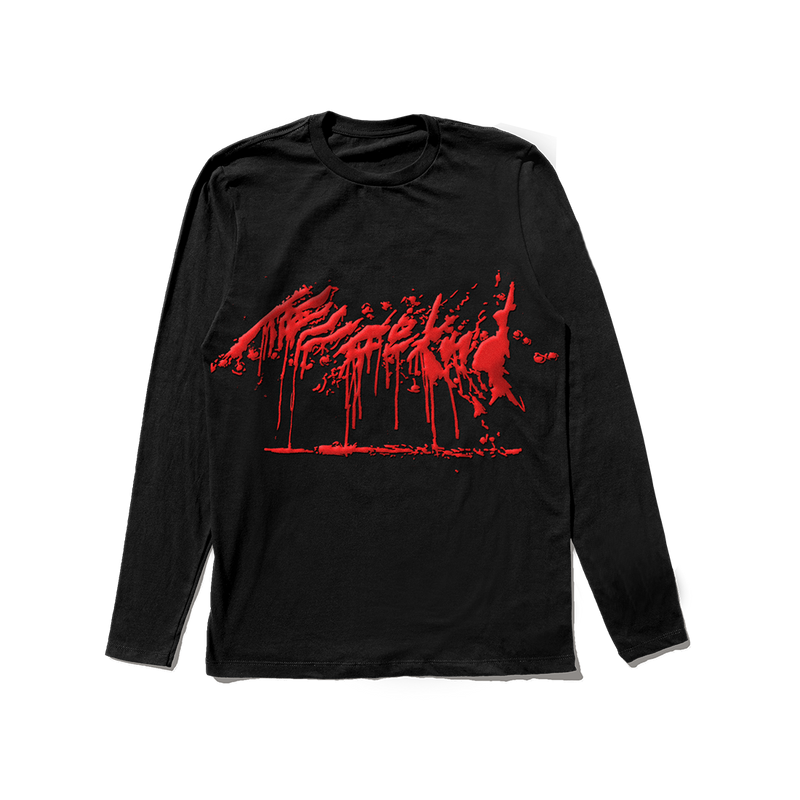 BLEEDING OUT LONGSLEEVE TEE + DIGITAL ALBUM