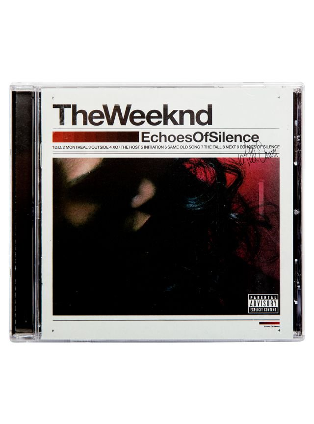 Echoes Of Silence CD OR MP3