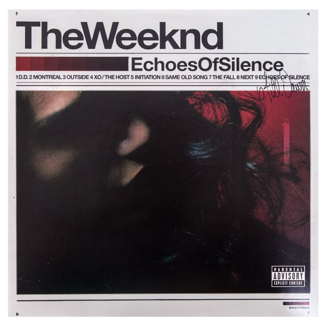 Echoes Of Silence LP