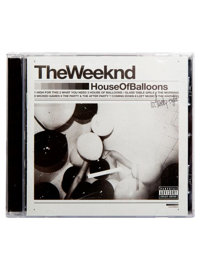 Delightful House Of Balloons CD OR MP3