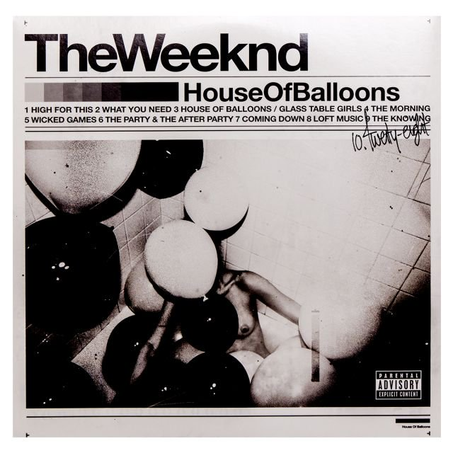House Of Balloons LP