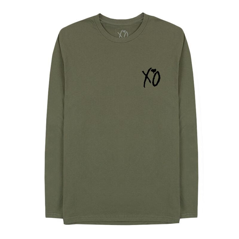 XO HAND LOGO LONG SLEEVE