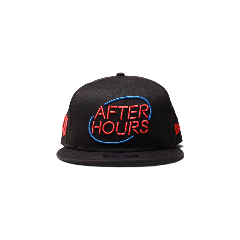 NEW ERA AFTER HOURS 9FIFTY SNAPBACK + DIGITAL ALBUM