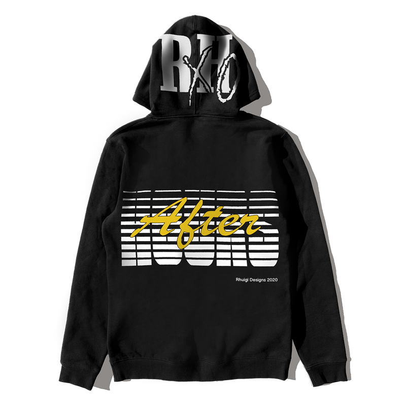 RHUIGI AFTER HOURS PARADISE PULLOVER HOOD + DIGITAL ALBUM