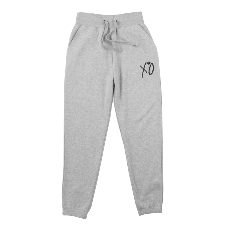 XO CLASSIC LOGO FLEECE SWEATPANTS