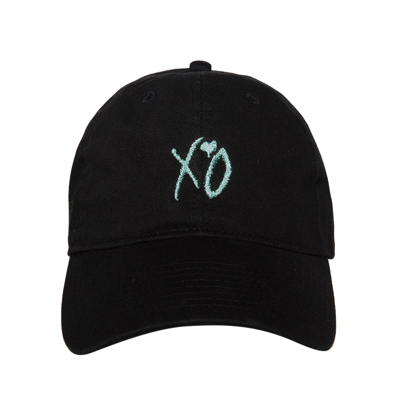 KISS LAND XO CLASSIC LOGO SPORTS CAP