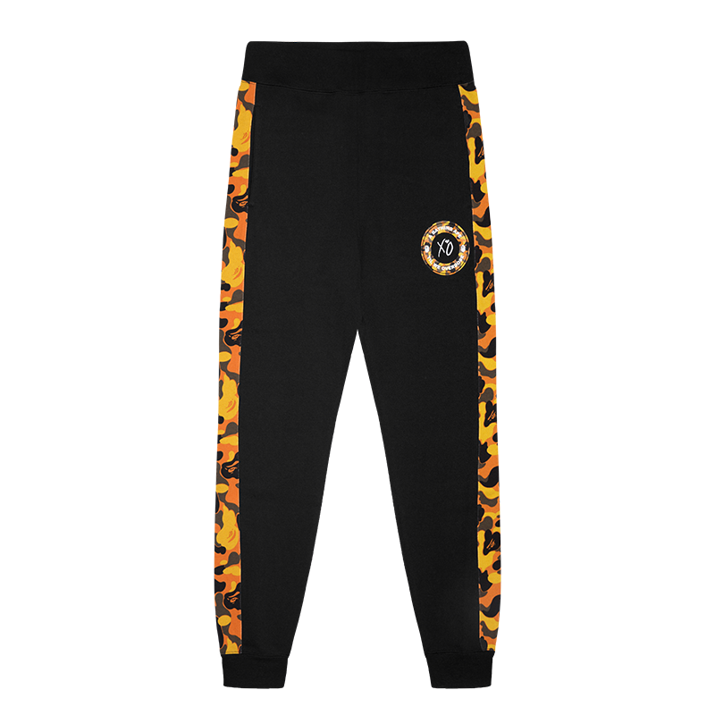 BAPE® X XO CAMO SLIM SWEAT PANTS