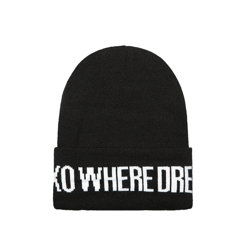 WHERE DREAMS COME TRUE BEANIE