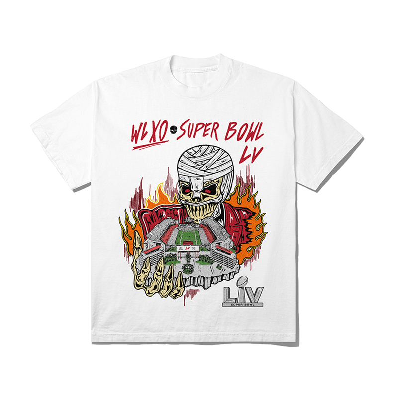 SUPER BOWL LV - WARREN LOTAS XO TEE