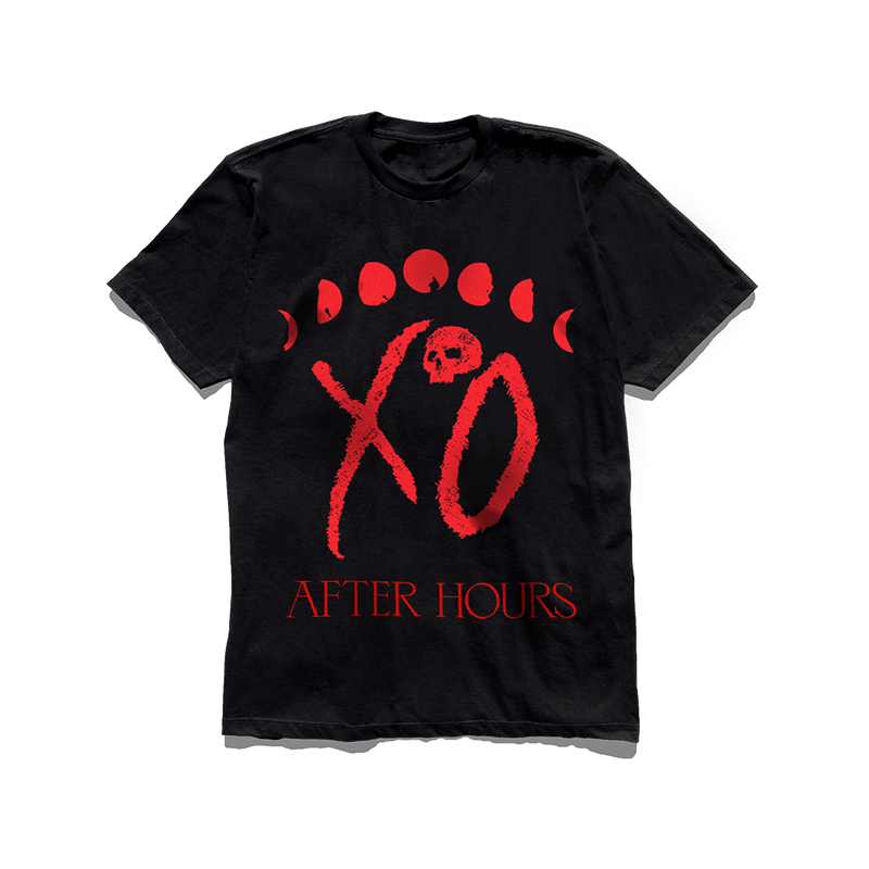 XO LOGO MOON PHASE TEE + DIGITAL ALBUM