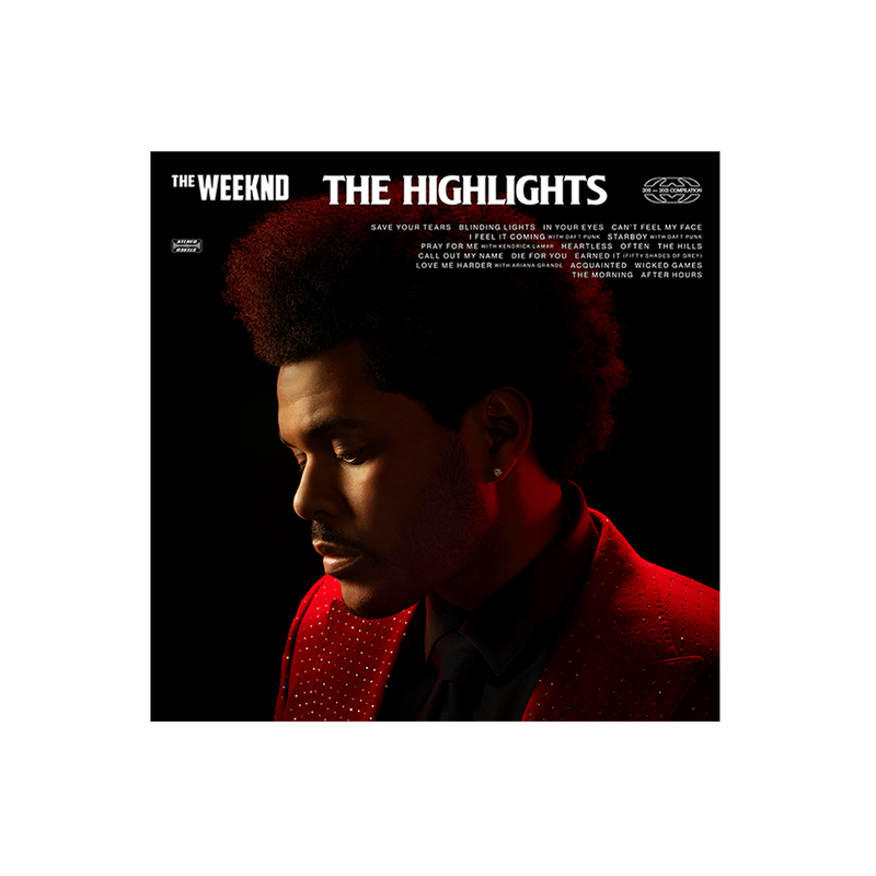 THE HIGHLIGHTS CLEAN DIGITAL ALBUM
