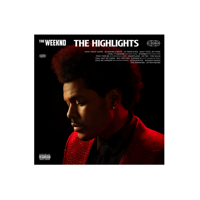 THE HIGHLIGHTS EXPLICIT DIGITAL ALBUM
