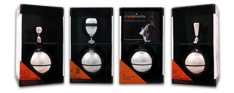 Crystal Satellite shower filters
