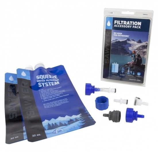 Sawyer SP118 Filtration Accessory Pack